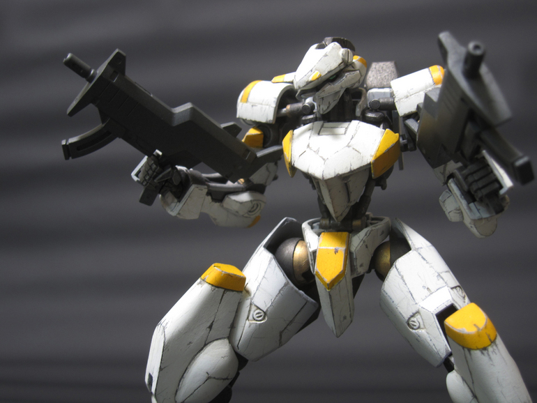 Custom Build: HG 1/144 Gundam Helios
