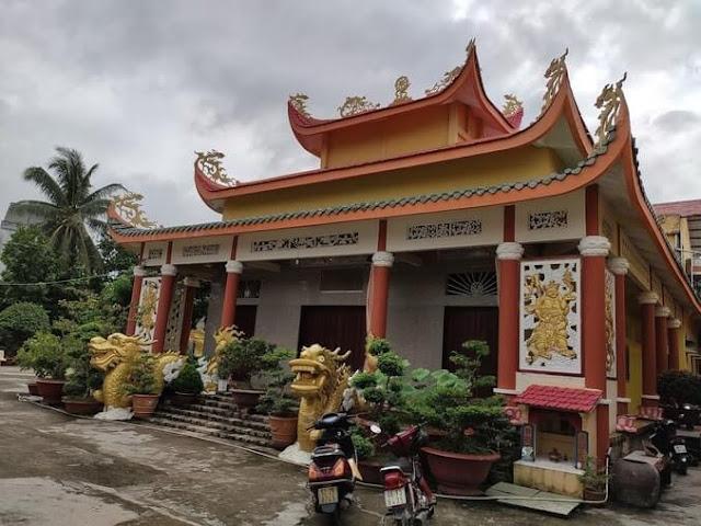 Chùa Linh Quang (Chùa ông Ba) Sa Đéc