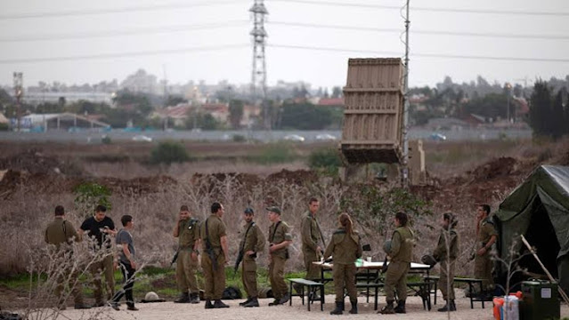 Senjata Makan Tuan, Iron Dome Sebabkan Tentara Israel Terkena Kanker