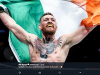 The next choice Conor McGregor