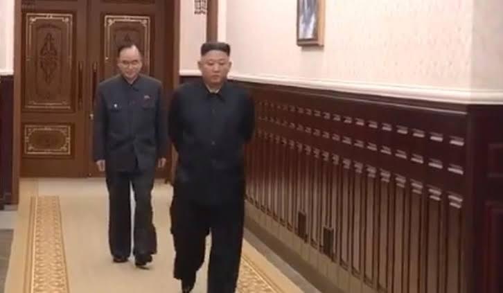 Kim Jong-un reaparece con varios kilos menos y dice que tal vez hay escasez de comida en Corea del Norte