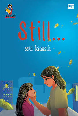 novel teenlit best seller - esti kinasih