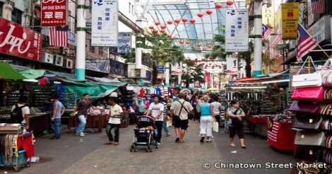 Berbelanja Murah di Chinatown