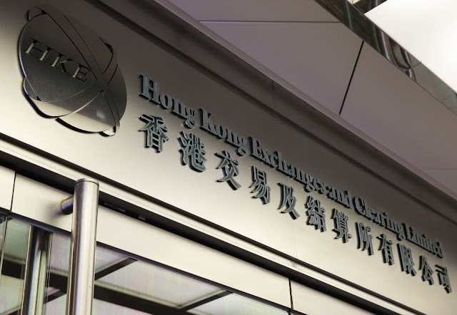 Hong Kong Stock exchange