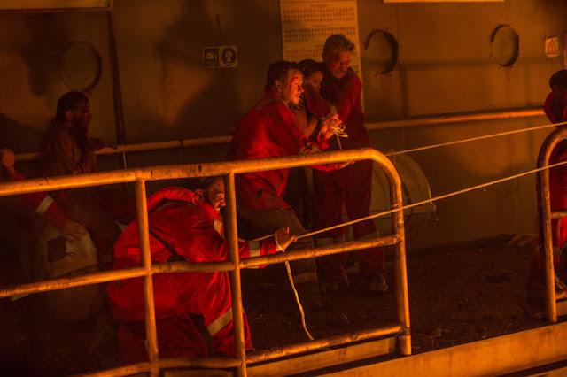 אסון בלב ים (2016) - ביקורת סרט