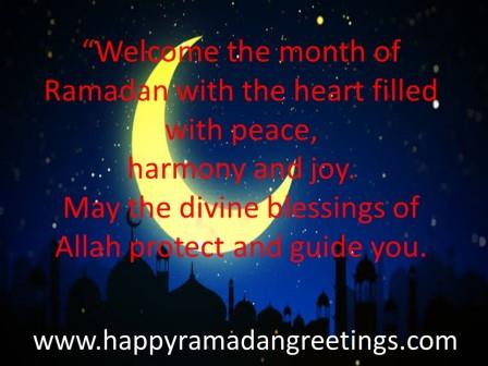 Best Ramadan Mubarak Quotes 2020