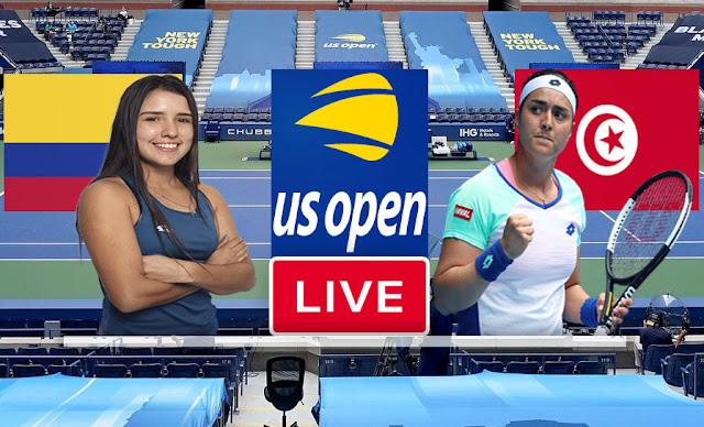 Ons Jabeur Live Us Open 2021 Tennis