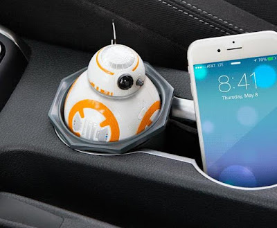 BB-8 USB Car Recharger
