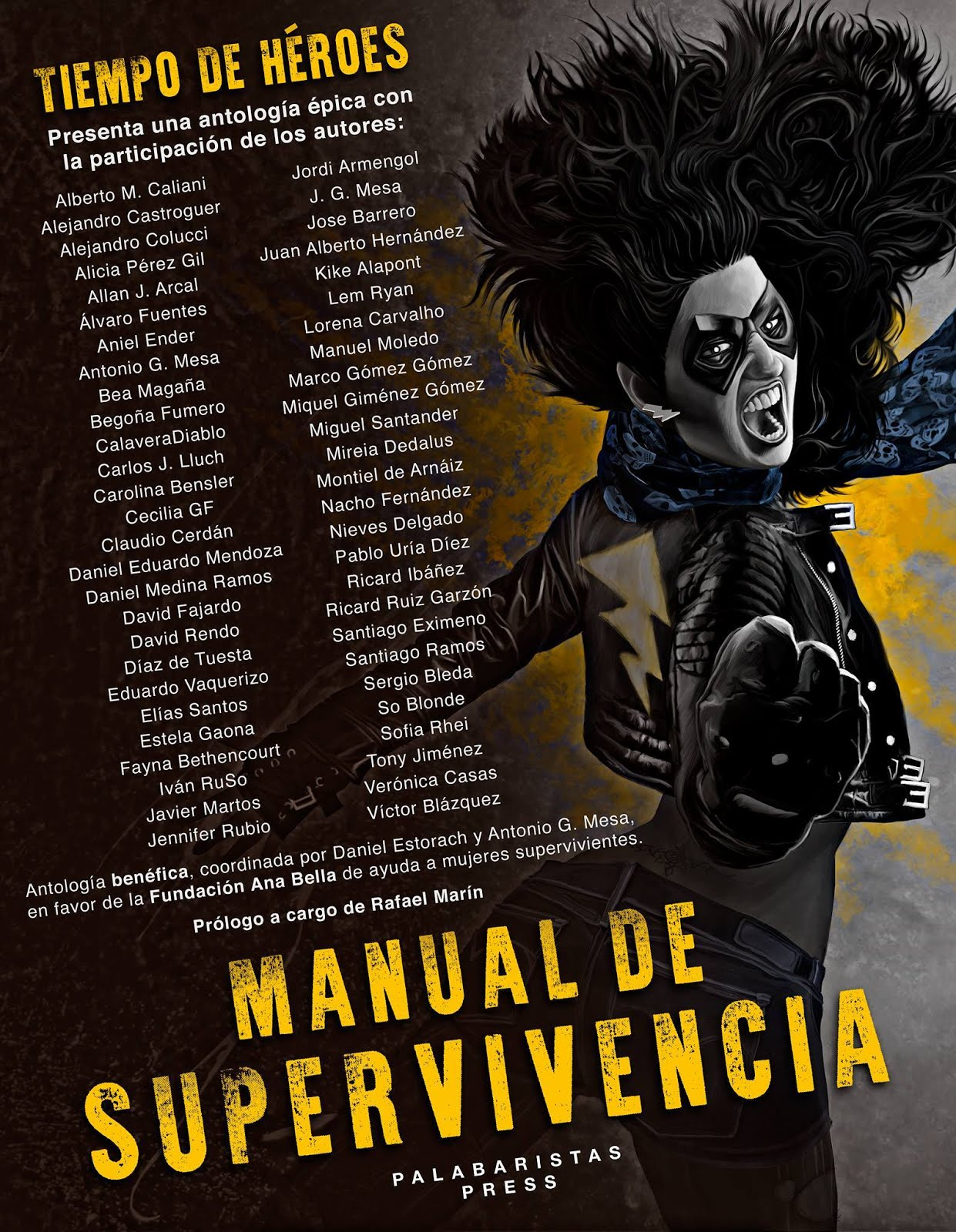 MANUAL DE SUPERVIVENCIA ya a la venta