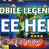 How To Claim Free Hero In Mobile Legends Using Your Load Credit