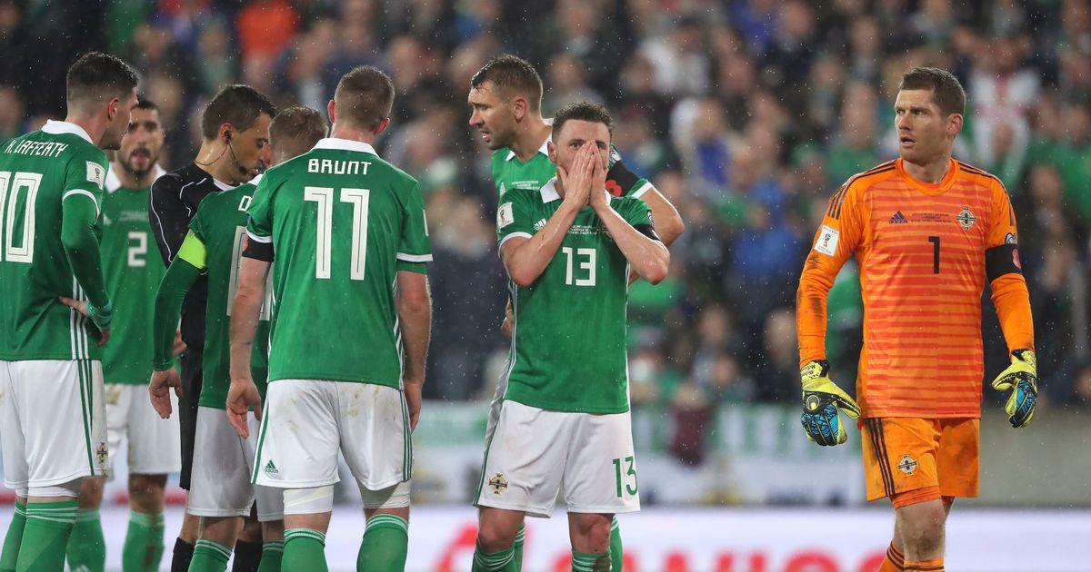 แทงบอลออนไลน์ ผลการแข่งขันระหว่าง N.Ireland Vs Switzerland