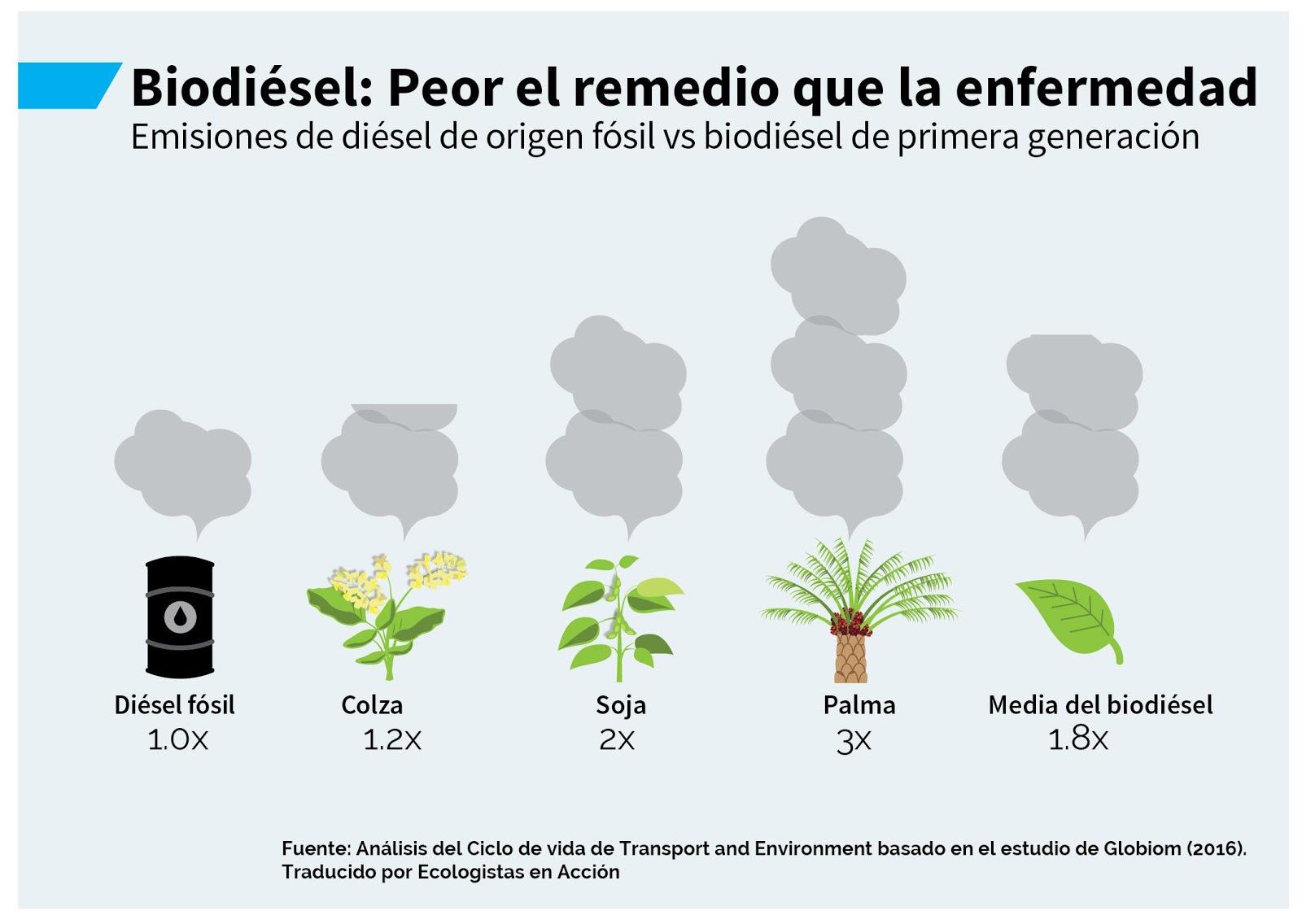 Del BiodiéselEmisiones De La Oropéndola Impacto SostenibleEl 12 xBeCordW