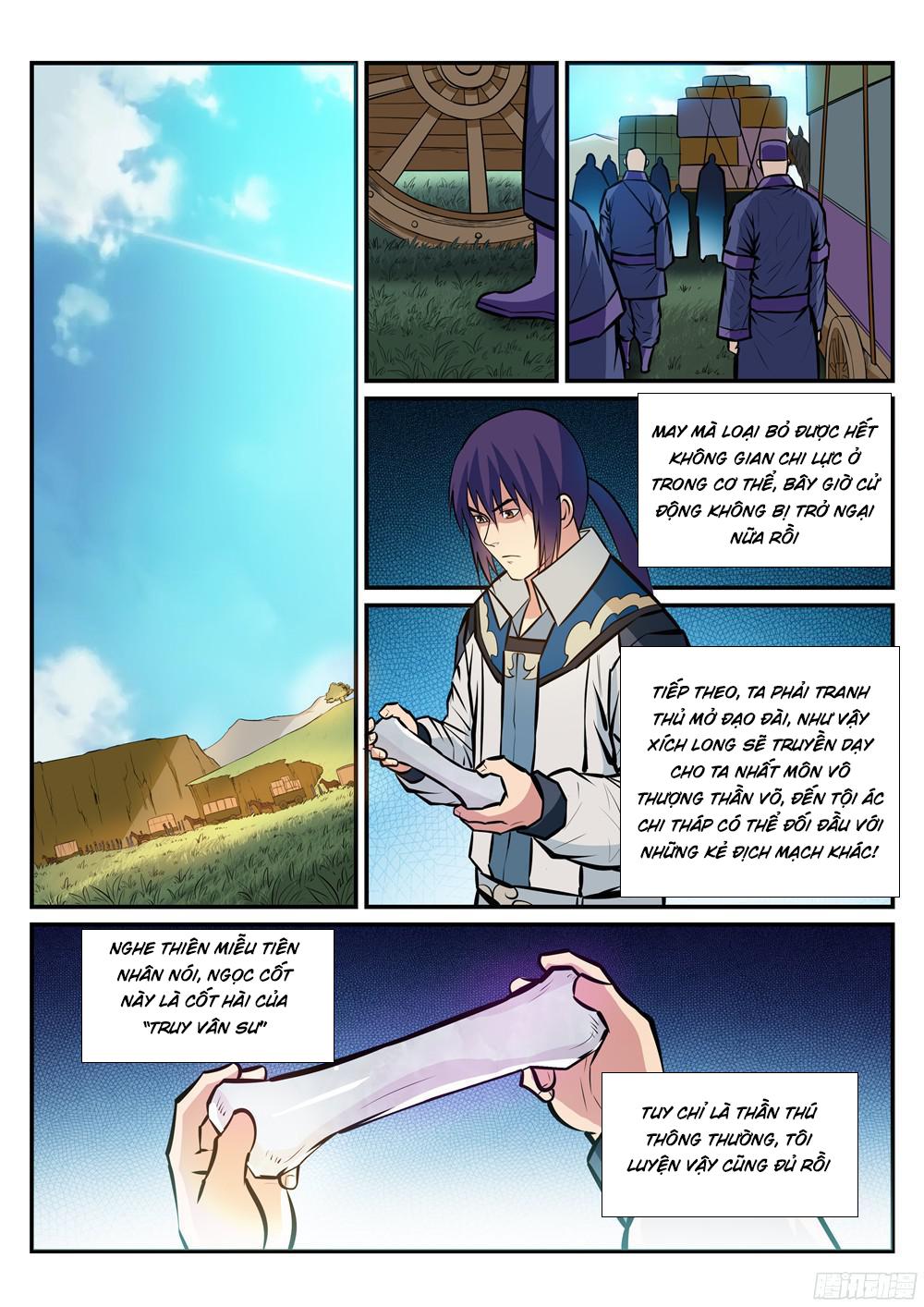 BÁCH LUYỆN THÀNH THẦN Chap 224 - Trang 15