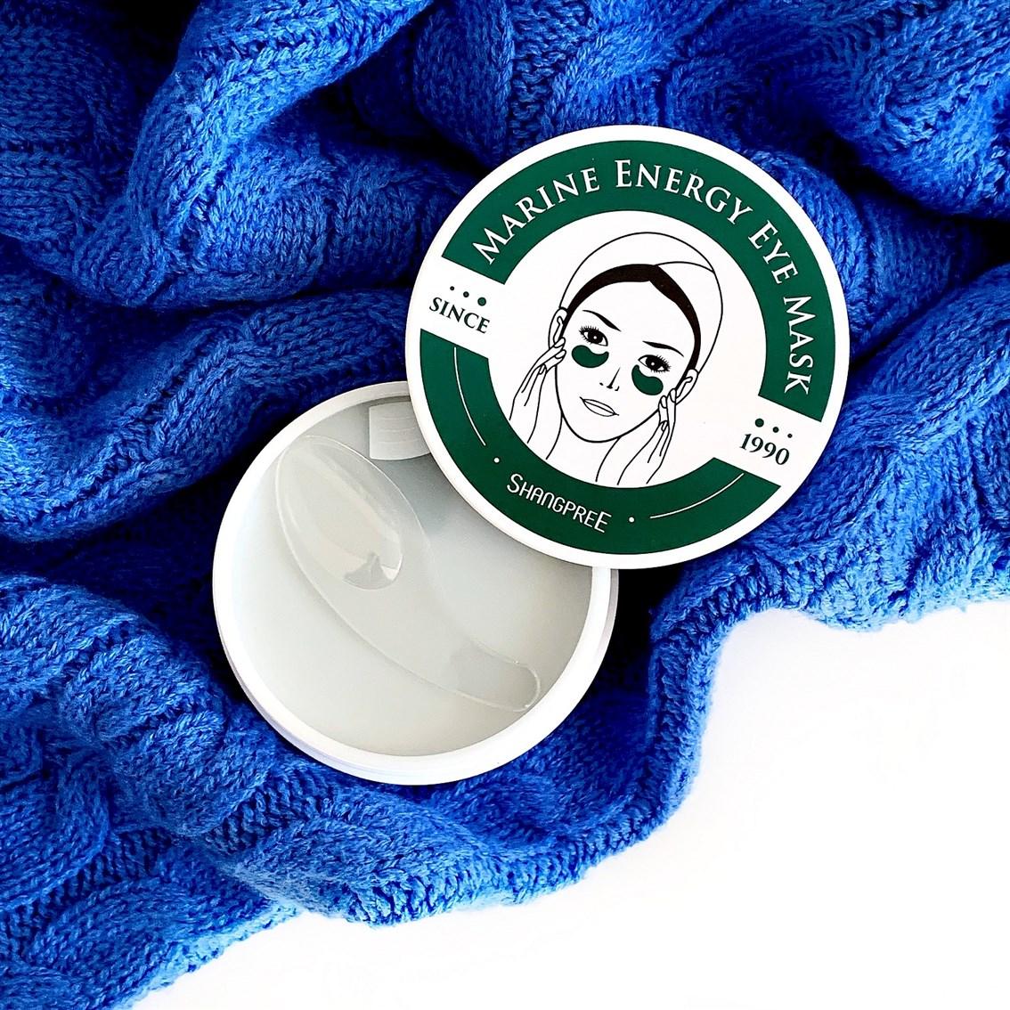 Shangpree Marine Energy Eye Mask opinie