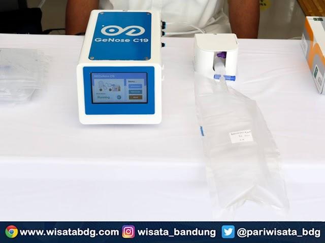Mulai 15 Februari 2021, Stasiun Bandung Layani Pemeriksaan GeNose C19 Hanya Bayar 20 Ribu