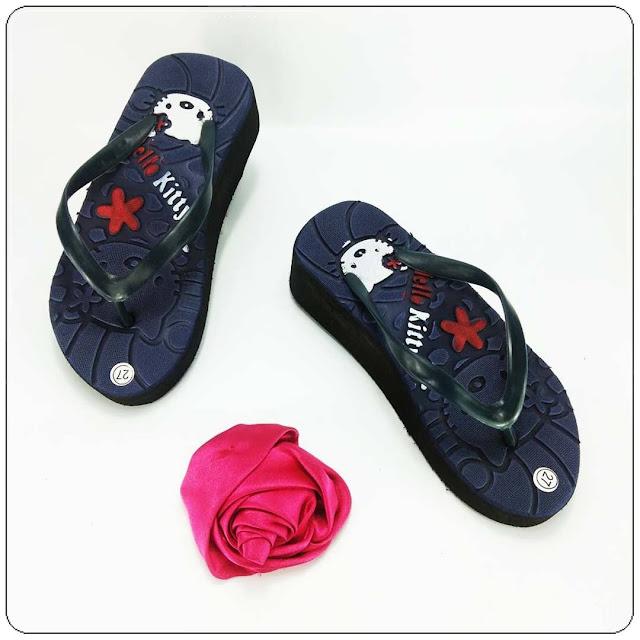 Wedges Sandal Anak Cewek- Harga Murah-Model terbaru - Sandal Murah Online