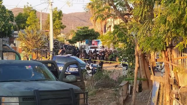 Caen Siete Sicarios de El Cártel de Sinaloa que atacaron a Comandante de la Estatal en Mazatlán