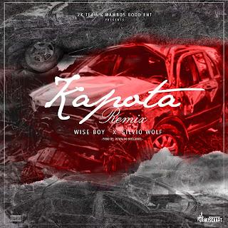 Wise Boy X Sílvio Wolf - Kapota (Remix) Prod. Oswaldo Nuscadiel