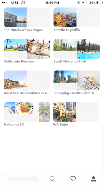 Vermouth: Travel and lifestyle app-true word of mouth experiences