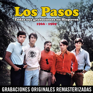Los Pasos - Ayer tuve un sueño (1967)