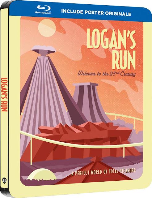 La Fuga Di Logan - Blu-Ray