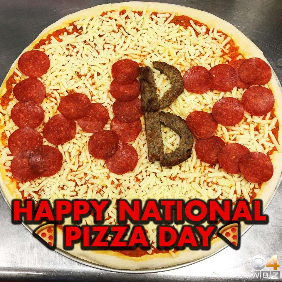 National Pizza Day Wishes Images