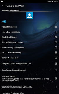 BBM Transparant New Style Base 3.0.1.25 Apk