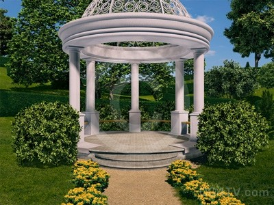 Dreaming Of A Beautiful Wedding Do Not Just Dream Is Now Patio Gazebo You Can Design Simple But Has Element