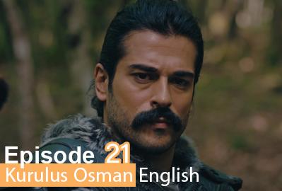 episode 21 from Kurulus Osman