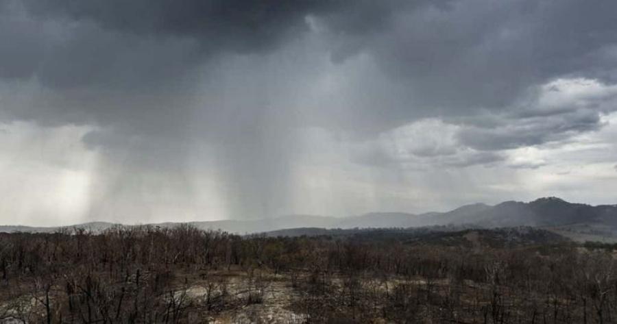 australia bushfire, australia rain