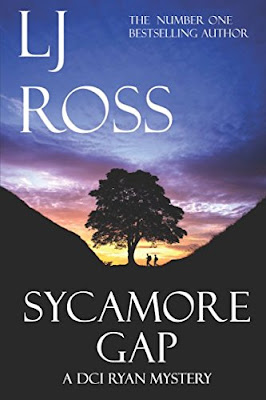 Sycamore Gap by L.J. Ross book cover