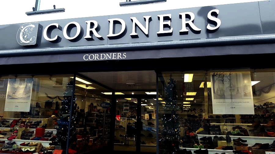 Shop Ballymoney, Cordners, Shoes, Converse, The Style Guide Blog