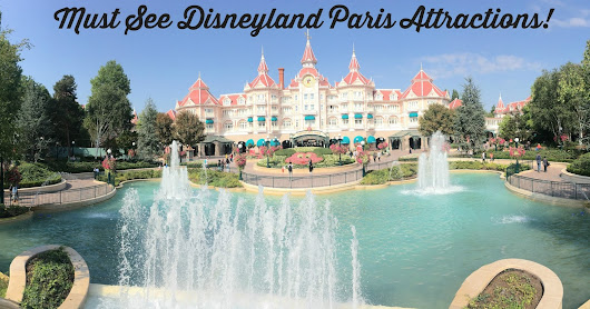 Must See Attractions at Disneyland Paris!
