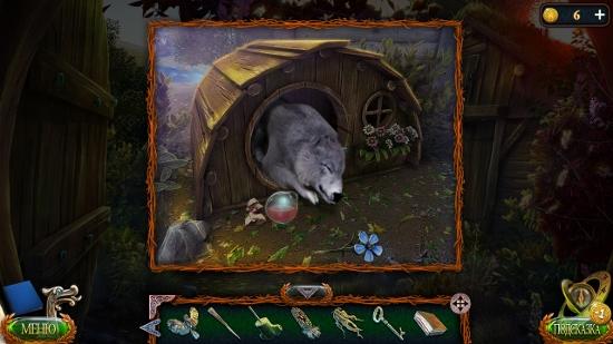 волк в будке спит в игре затерянные земли 4 скиталец локация некрополь