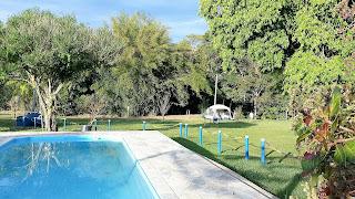 piscina - Camping Canarinho