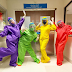 Positivity Emerge To These Ilonggo Nurses By Creating Teletubbies-Themed PPEs