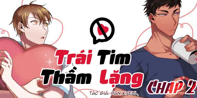 Trang 1 - [ Manhwa ] Trái tim thầm lặng - Heart Silent - Chap 002 (- Han Kyeul) - Truyện tranh Gay - Server HostedOnGoogleServerStaging