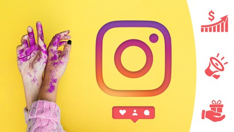 Advanced Instagram Marketing Course  4 Courses in 1