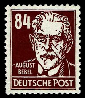 DDR August Bebel