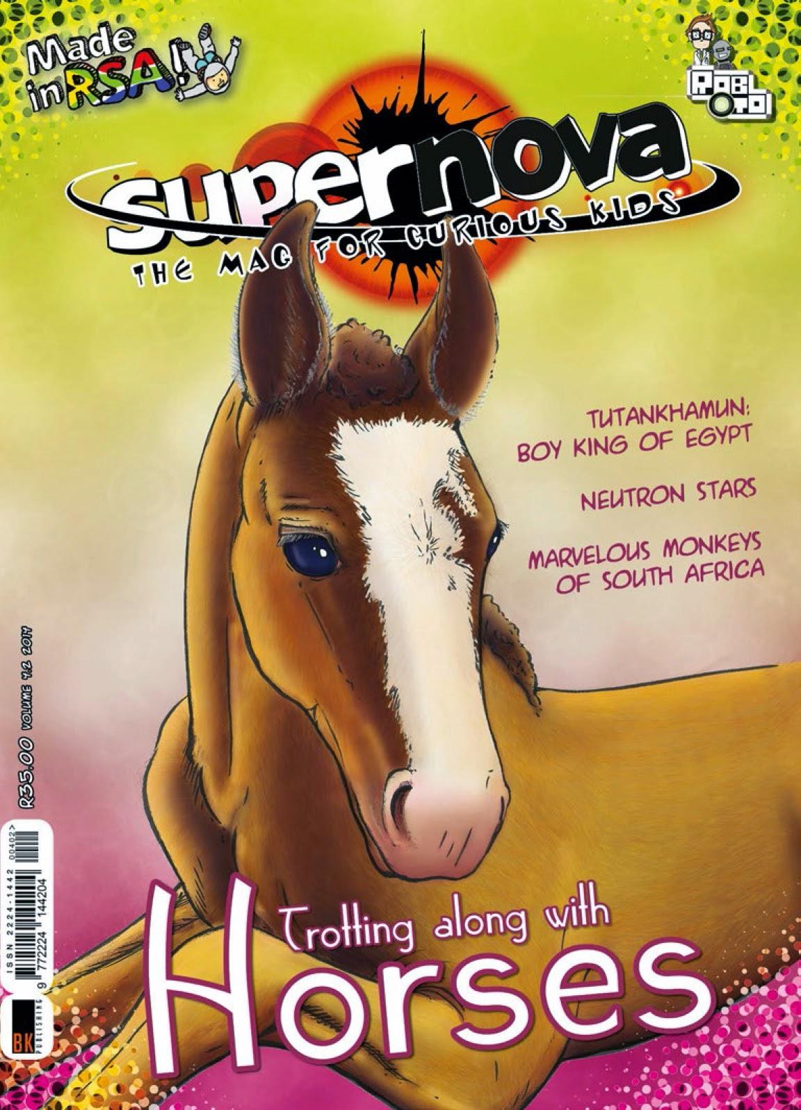 supernova journal articles