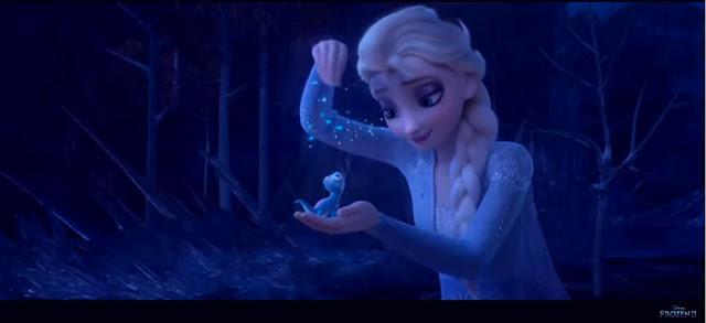 Show Yourself - Idina Menzel, Evan Rachel Wood LYRICS (From Frozen 2)
