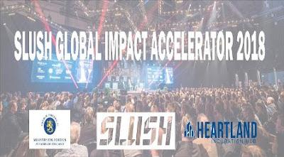 Slush Global Impact Accelerator Program 2018