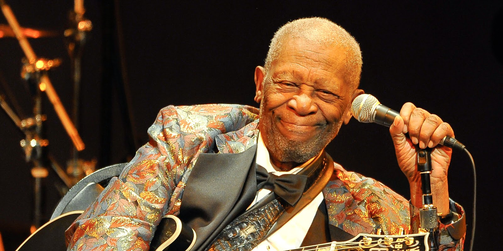 King Of Blues B B King Passes Away At 89