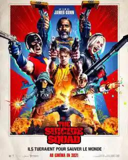 The Suicide Squad 2021 Hindi Dubbed 480p 720p 1080p