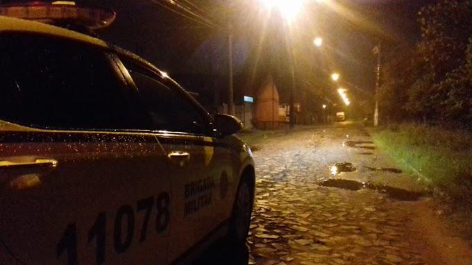 Brigada Militar realiza cinco prisões durante o carnaval em Cachoeirinha