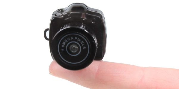 World's Smallest Camera