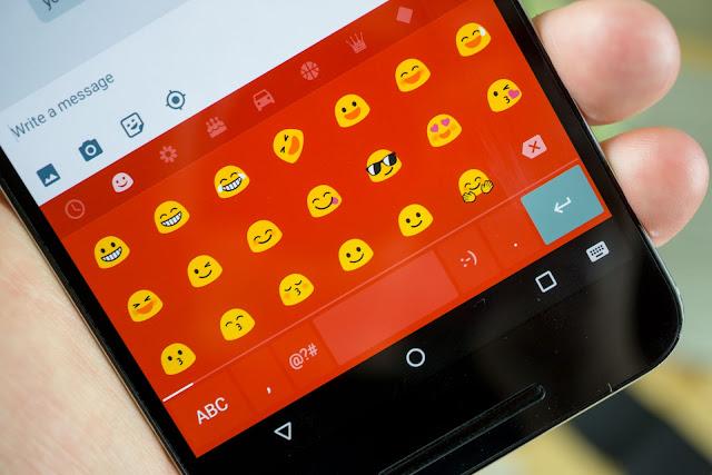 emoji anroid n