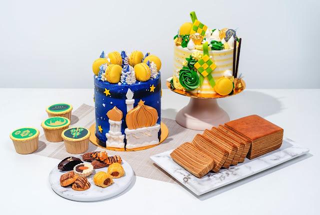 CakeRush Ramadan & Raya Selection