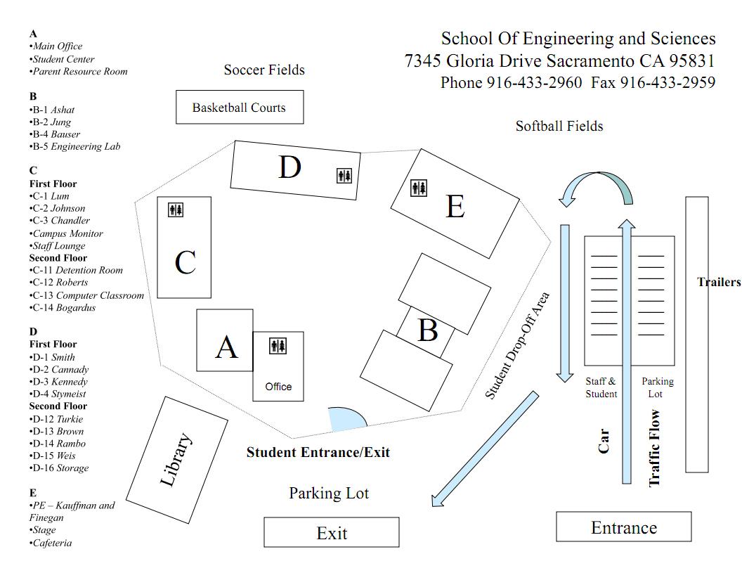 Folsom High School Campus Map.Absolute Freedom December 2011