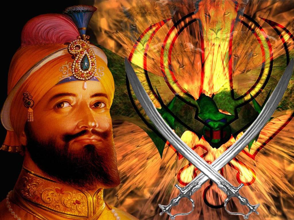 గురుగోవిందసింగ్ - Guru Gobind Singh